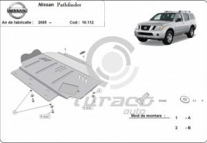 Scut motor metalic Nissan Pathfinder
