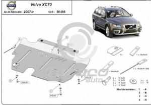 Scut motor metalic Volvo XC70