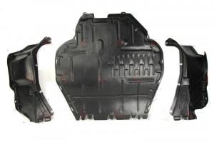 Scut plastic motor complet Seat Leon (1M1) diesel