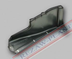 Scut plastic motor dreapta Seat Ibiza III