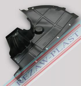 Scut plastic motor stanga Peugeot Boxer