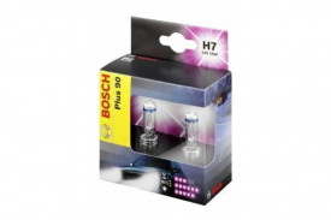 Set de 2 becuri H7 12V 55W PX26d PLUS 90