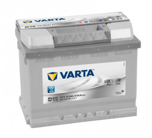Baterie auto VARTA SILVER DYNAMIC 63 Ah