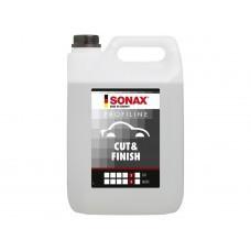 Pasta polish Profiline Cut & Finish auto abraziv Sonax 5L