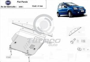 Scut motor metalic Fiat Panda
