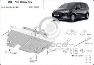 Scut motor metalic Ford Galaxy II