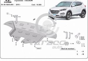 Scut motor metalic Hyundai Tucson