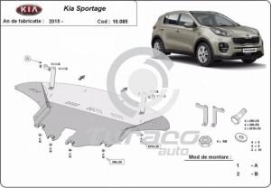 Scut motor metalic Kia Sportage