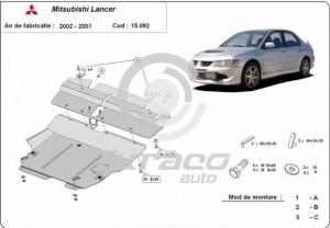 Scut motor metalic Mitsubishi Lancer