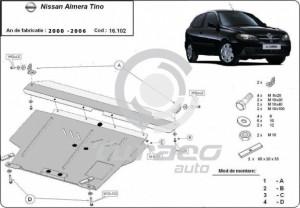 Scut motor metalic Nissan Almera Tino