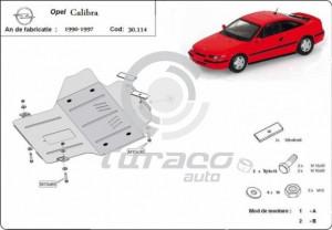 Scut motor metalic Opel Calibra