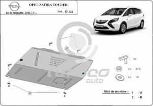 Scut motor metalic Opel Zafira C