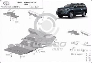 Scut motor metalic Toyota Land Cruiser 150