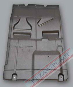Scut plastic motor central Citroen Jumper