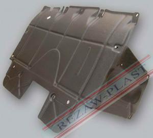 Scut plastic motor central Fiat Grande Punto