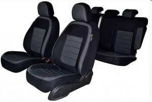 Set huse scaune Peugeot 407 2005 - 2011