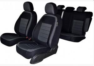 Set huse scaune Renault Trafic (2+1) 2015 - 2021