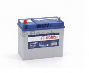 Baterie auto BOSCH S4 45 Ah borne inverse