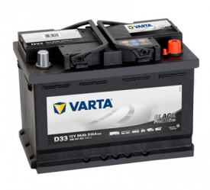 Baterie auto VARTA PROMOTIVE BLACK 66 Ah