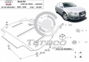 Scut metalic cutie viteza automata Audi A4 B7