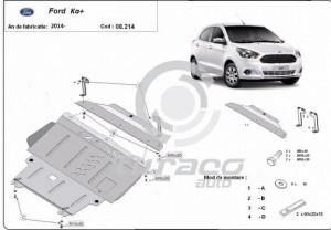 Scut motor metalic Ford KA