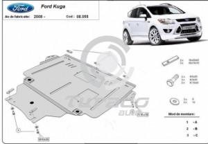 Scut motor metalic Ford Kuga