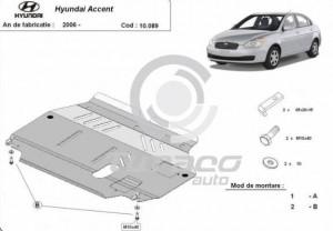 Scut motor metalic Hyundai Accent