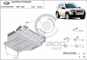 Scut motor metalic Land Rover Freelander