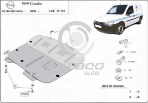 Scut motor metalic Opel Combo