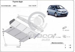 Scut motor metalic Toyota Aygo