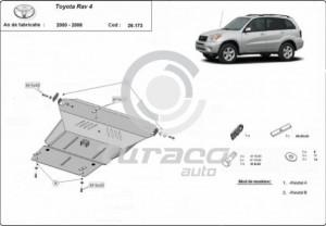 Scut motor metalic Toyota RAV 4
