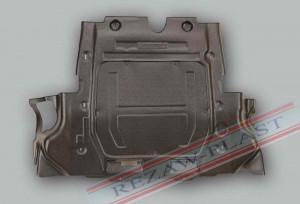Scut plastic motor Opel Astra G