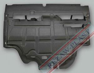 Scut plastic motor Opel Vivaro diesel 2.5