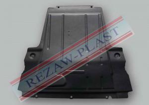 Scut plastic motor Renault Megane II