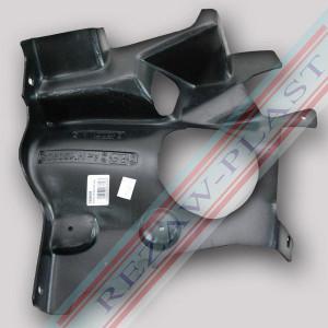 Scut plastic motor stanga Peugeot 206