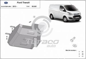 Scut rezervor AdBlue Ford Transit Custom