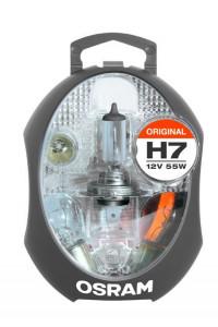 Set becuri H7 PX26d 24V OSRAM-TEHER