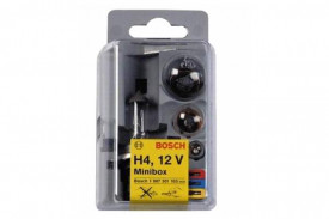 Set becuri MINIBOX H4