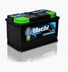 Baterie auto MACHT AGM 12V 70 Ah