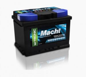Baterie auto MACHT M-TRONIC 12V 56 Ah