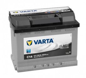 Baterie auto VARTA BLACK DYNAMIC 56 Ah