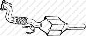 Catalizator Seat Cordoba 1999-2002