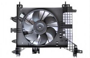 GMV (electroventilator) racire Dacia Duster