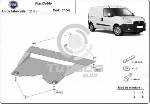 Scut motor Fiat Doblo