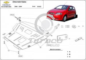 Scut motor metalic Chevrolet Kalos I