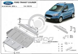 Scut motor metalic Ford Transit Courier