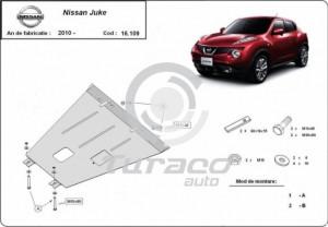 Scut motor metalic Nissan Juke