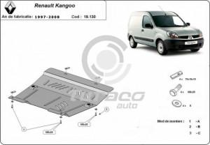Scut motor metalic Renault Kangoo