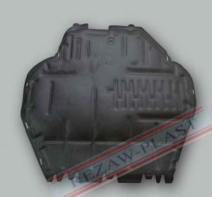 Scut plastic motor central Skoda Octavia I diesel