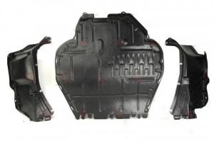 Scut plastic motor complet Audi A3 (8L1) diesel